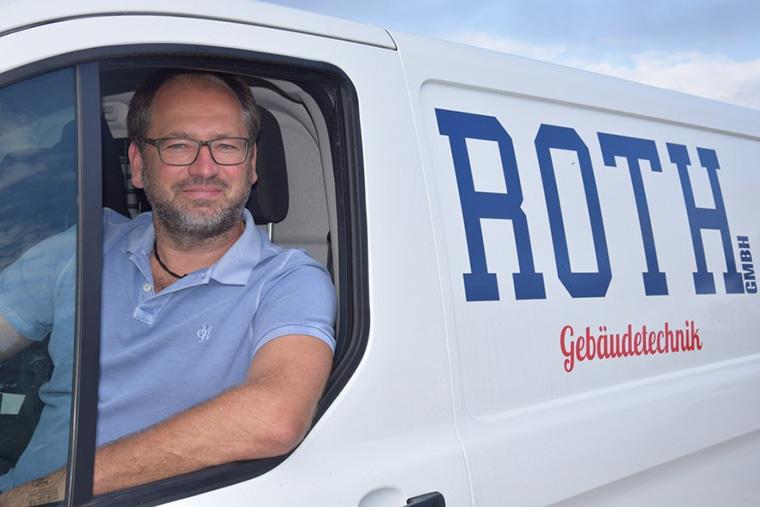 Das Team von der Roth GmbH